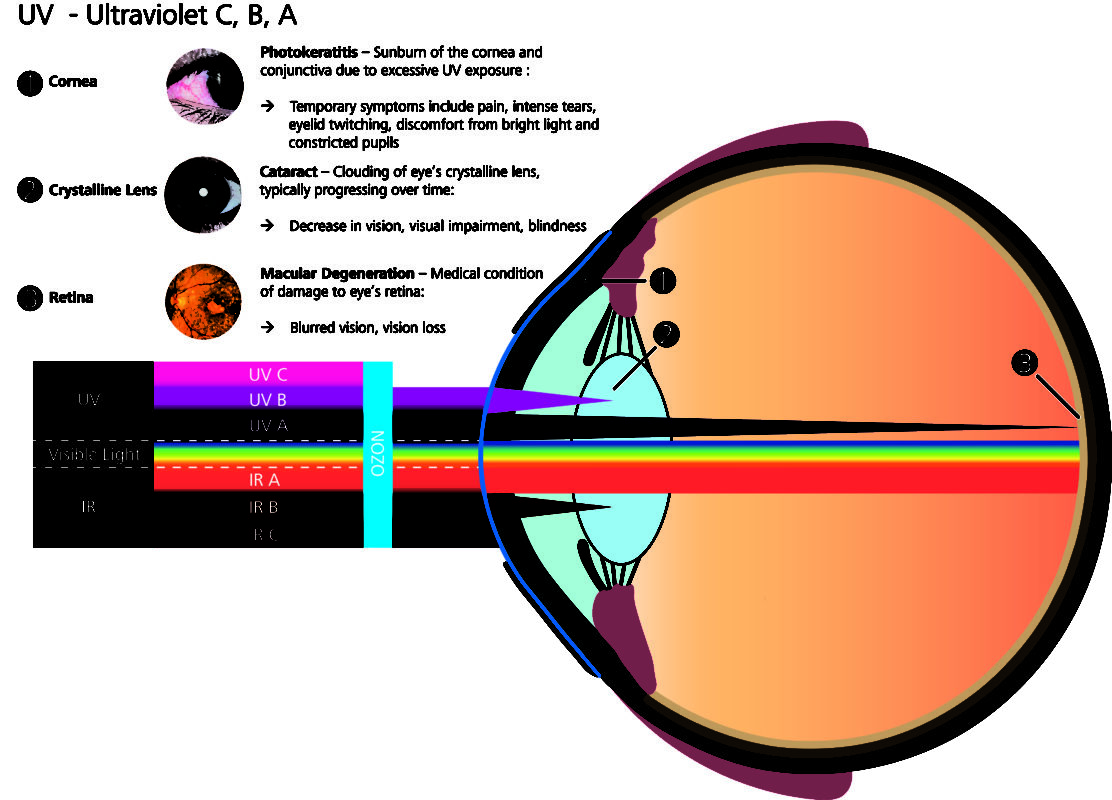 how to protect your eyes against UV light