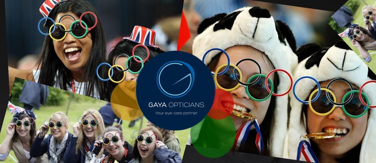 sports eyewear selection