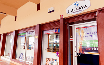 GAYA OPTICIANS CUREPIPE